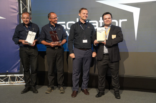 Die Solvator-Awards 2019 / © voestalpine Böhler Welding Group GmbH