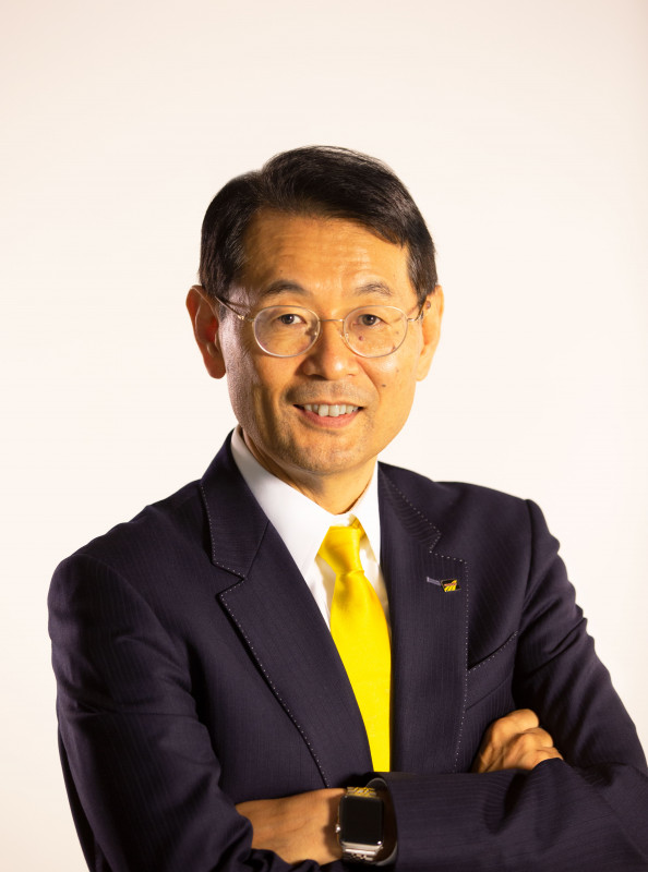 Shinichi Tanzawa, President und  CEO der FANUC Europe Corporation. - © Fanuc Europe Corporation